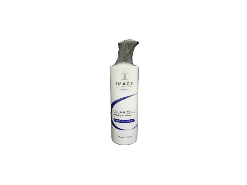 Image Skincare Professional Clear Cell Salicylic Gel Cleanser 12 oz