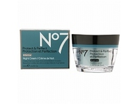 Boots No7 Protect & Perfect Intense Night Cream, Boots Retail USA Inc. - Image 1
