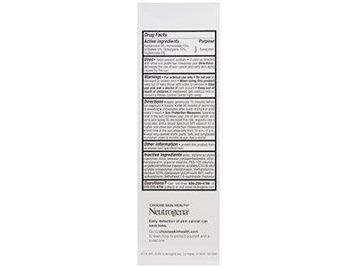 Neutrogena Age Shield Face Sunblock Lotion SPF 110, Johnson & Johnson - Image 1