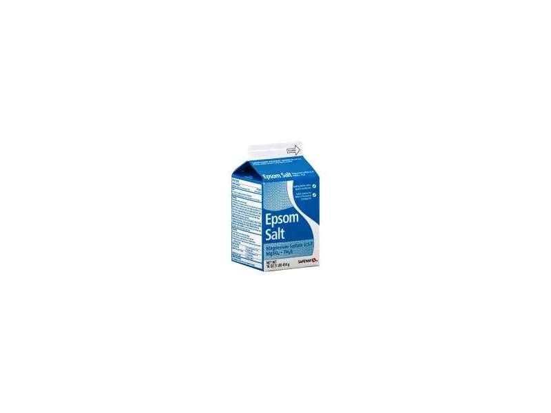 Safeway Epsom Salt