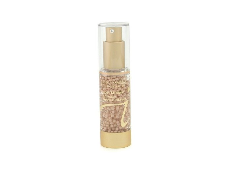 Jane Iredale Liquid Minerals - A Foundation - All Shades