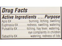 Similasan Kids Allergy Eye Relief™ Sterile Eye Drops, 0.33 Ounce - Image 3
