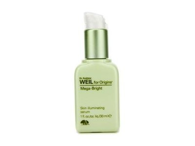 Dr. Andrew Weil for Origins Mega-Bright Skin Tone Correcting Serum 1 oz
