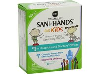Sani-Hands Kids Instant Hand Sanitizer Wipes, 24 Count - Image 2