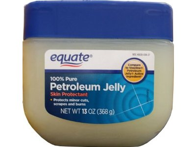 Equate 100% Pure Petroleum Jelly, 13 oz