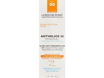 Anthelios Mineral SPF 50 Sunscreen - Image 4