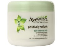 Aveeno Positively Radiant Daily Cleansing Pads, johnson & johnson - Image 2