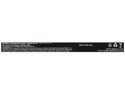 NYX Super Skinny Eye Marker, Carbon Black,1.1ml - Image 8