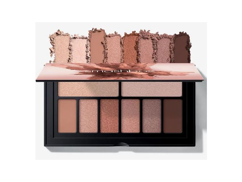 Smashbox Cover Shot Eye Palette, Petal Metal, 0.21 oz