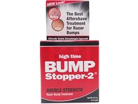 High Time Bump Stopper-2 Double Strength Razor Bump Treatment, 0.5 oz (Pack of 5) - Image 2