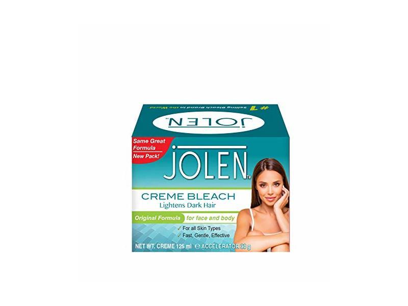 Jolen Creme Bleach, Original Formula, 125 mL