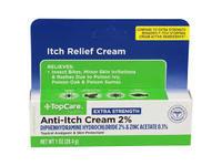 TopCare Anti-Itch Cream 2%, 1 oz - Image 2