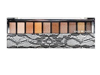 Hard Candy Top Ten Eye Shadow, Naturally Gorgeous, 10 Shades