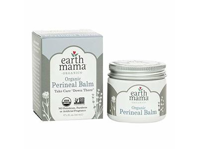 Earth Mama Organic Perineal Balm for Pregnancy and Postpartum, 2 fl oz