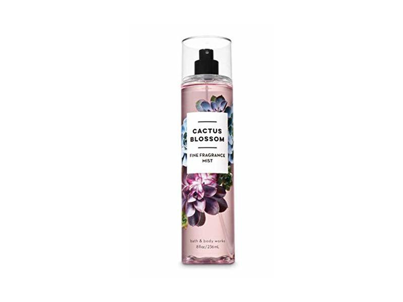 Bath & Body Works Cactus Blossom Fine Fragrance Mist Spray, 8 fl oz