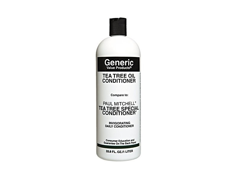 Generic Value Products Tea Tree Oil Conditioner, 33.8oz