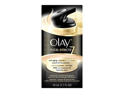 Olay CC Cream Total Effects Daily Moisturizer plus Touch of Foundation, 1.7 fl. Oz., Packaging May Vary - Image 11