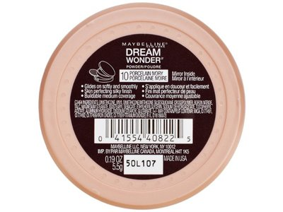 Maybelline New York Dream Wonder Powder, Porcelain Ivory, 0.19 Ounce - Image 5