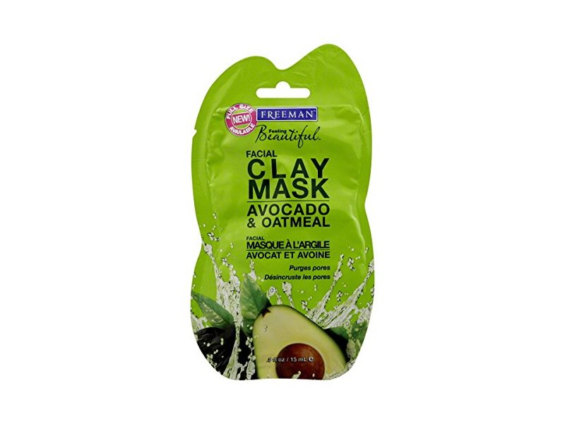 Freeman Avocado & Oatmeal Clay Mask