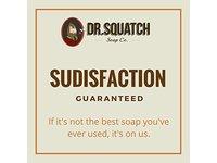 Dr. Squatch Deep Sea Goat's Milk Bar Soap, 5 oz - Image 7