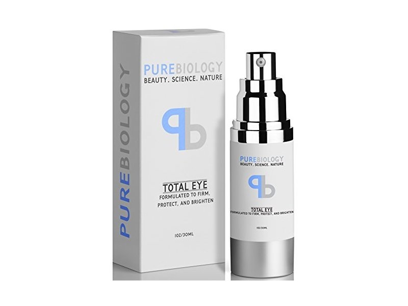 Pure Biology Total Eye, 10 oz