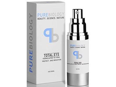Pure Biology Total Eye, 10 oz