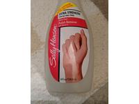 Sally Hansen Extra Strength, Fast Polish Remover with Vitamin E, 8 Fluid Ounce - Image 3