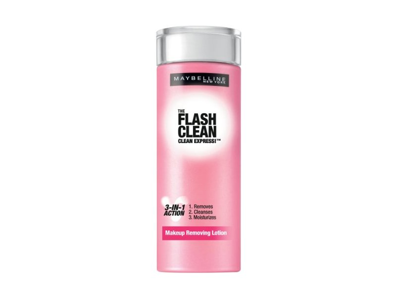 Maybelline New York Clean Express Makeup Removing Lotion, 4 Fluid Ounce