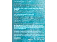 YUNI Beauty Shower Sheets Large Body Wipes, 12 Count - Image 3