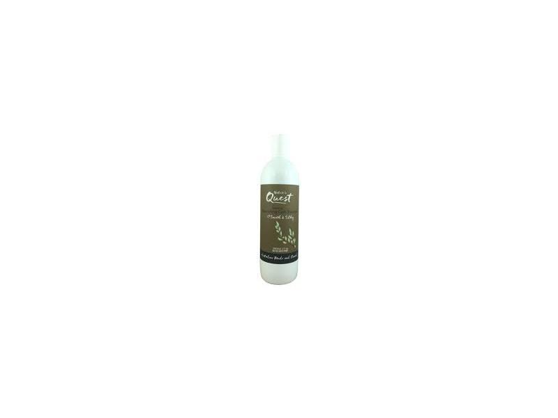 Nature's Quest Natural Nourishing Care Shampoo, 8.5 fl oz
