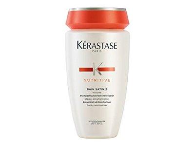 Keratase Nutritive Bain Stain 2 Complete Nutrition Shampoo, 8.5 oz