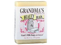 Grandma's Pure & Natural Beauty Bar, Almond, 4 oz - Image 2