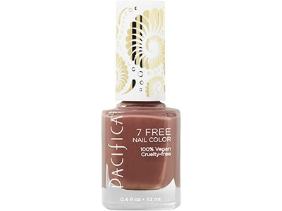 Pacifica 7 Free Nail Color, Off Road, 0.4 fl oz