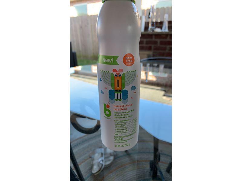 Babyganics Natural Insect Repellent, 5 oz