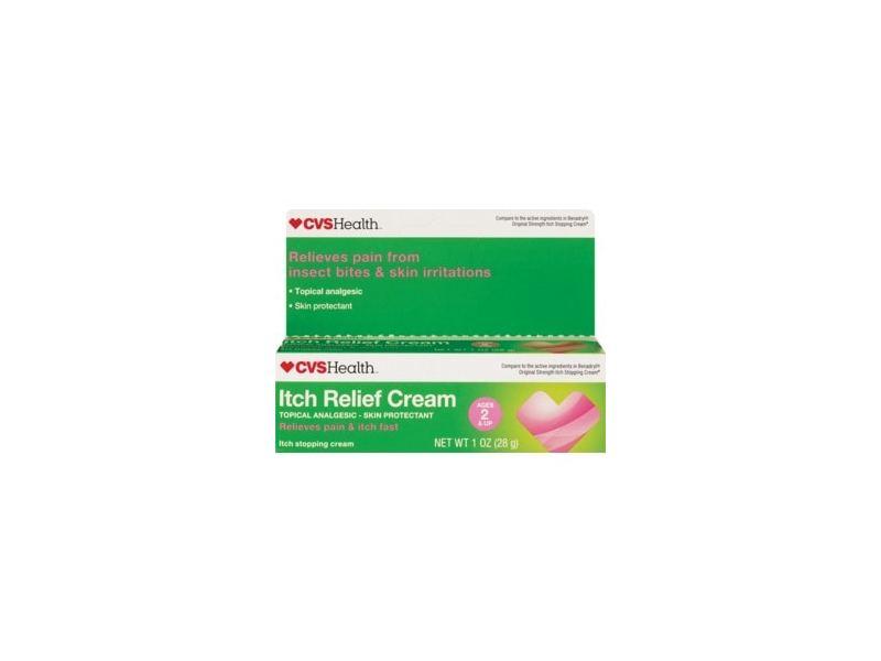 CVS Health Itch Relief Cream Original Strength