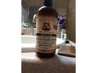 Sunny Isle Jamaican Black Castor Oil 2-in-1 Hair & Beard Wash for Men, Black, 12 Fluid Ounce - Image 3