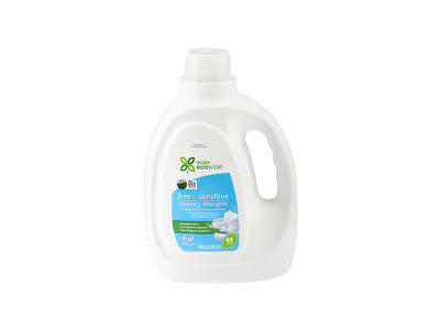 Meijer Ecowise Free & Sensitive Laundry Detergent, 66 loads