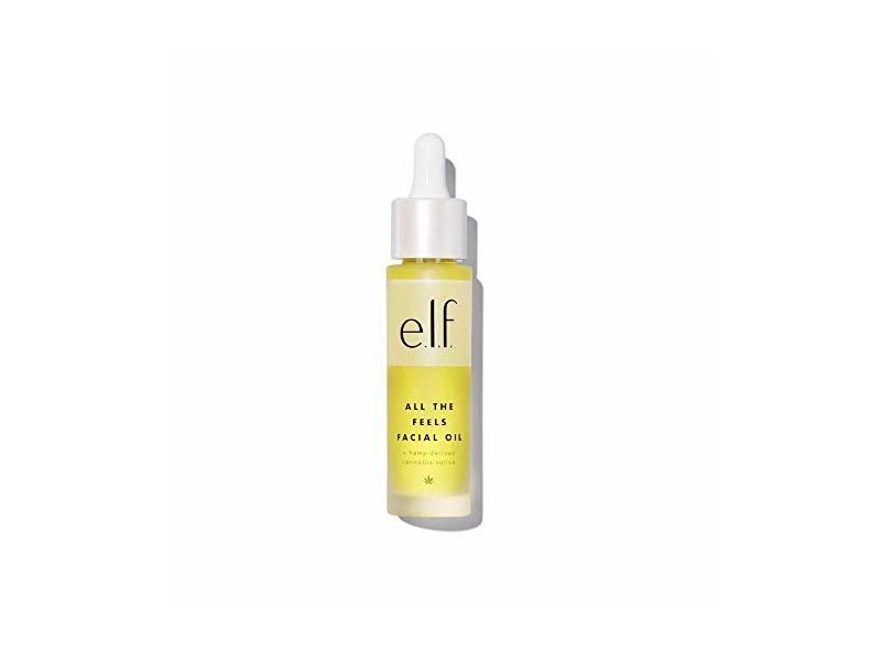 e.l.f. All The Feels Face Oil, 1.01fl oz