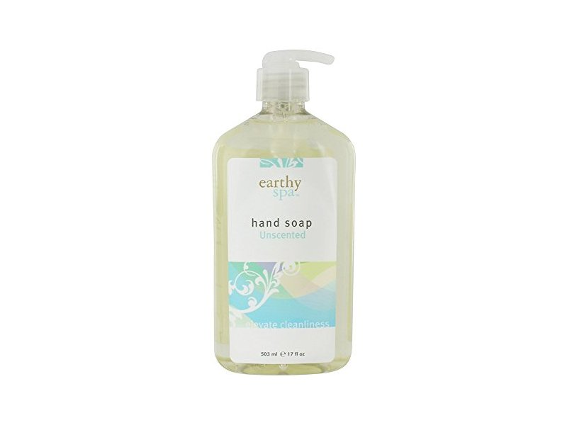 Earthy Spa Hand Soap Unscented 17 fl. oz.