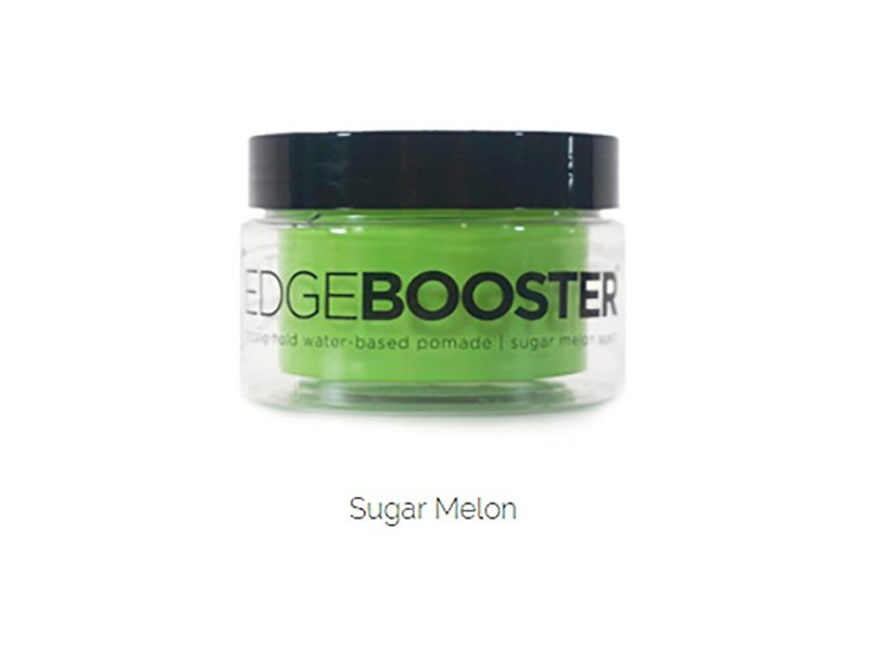 Style Factor Edge Booster Pomade, Sugar Melon, 3.38 oz