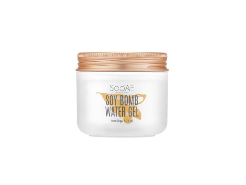 SooAE New York Soy Bomb Water Gel Cream, 1.76 oz