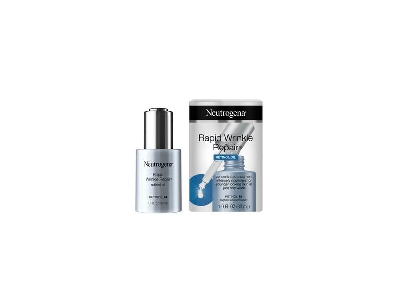 Neutrogena Rapid Wrinkle Repair Retinol Oil Serum for Dark Spots