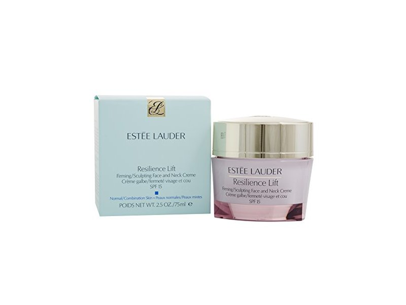 Estee Lauder Resilience Lift Firming Sculpting Face & Neck Creme SPF 15, Normal/Combination, 2.5 oz