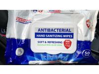 Germisept Antibacterial Hand Sanitizing Wipes, 3 Packs (50 Count each) - Image 3
