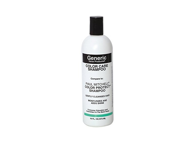 Color Care Shampoo Compare to Paul Mitchell Color Protect Daily Shampoo