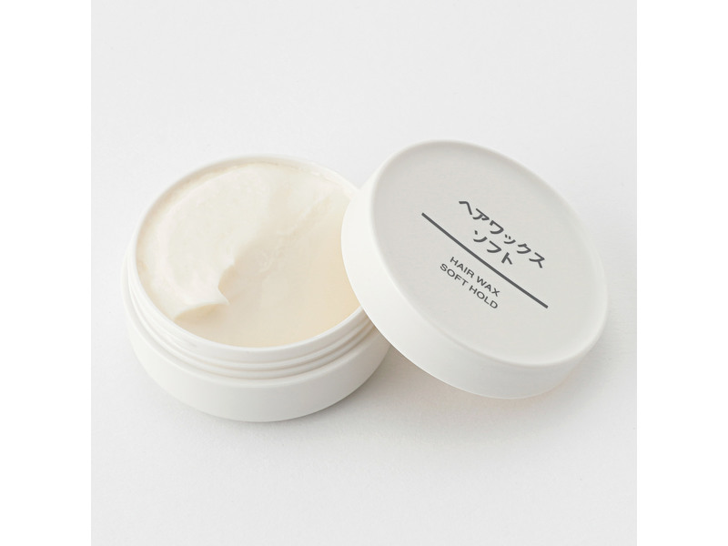 Muji Hair Wax Soft Hold
