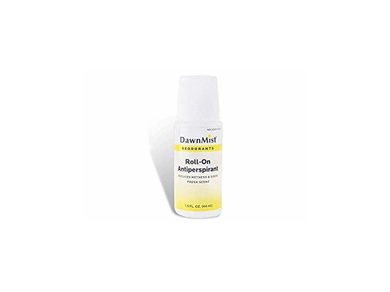 Dawnmist Deodorants Roll-On Antiperspirant, 2 fl oz