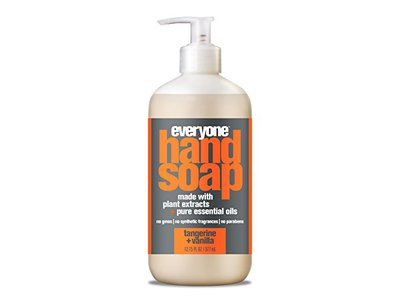 EVERYONE Hand Soap, Tangerine Vanilla, 12.75 Ounce
