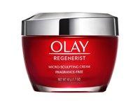 Olay Regenerist Micro-Sculpting Cream Moisturizer, Fragrance-Free - Image 2