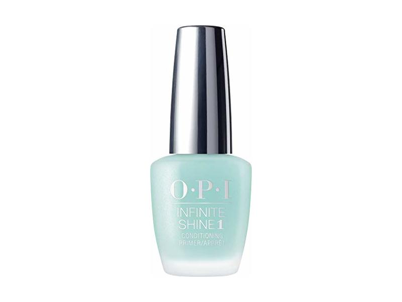 OPI Infinite Shine Base Coat, Conditioning Primer, 0.5 Fl Oz